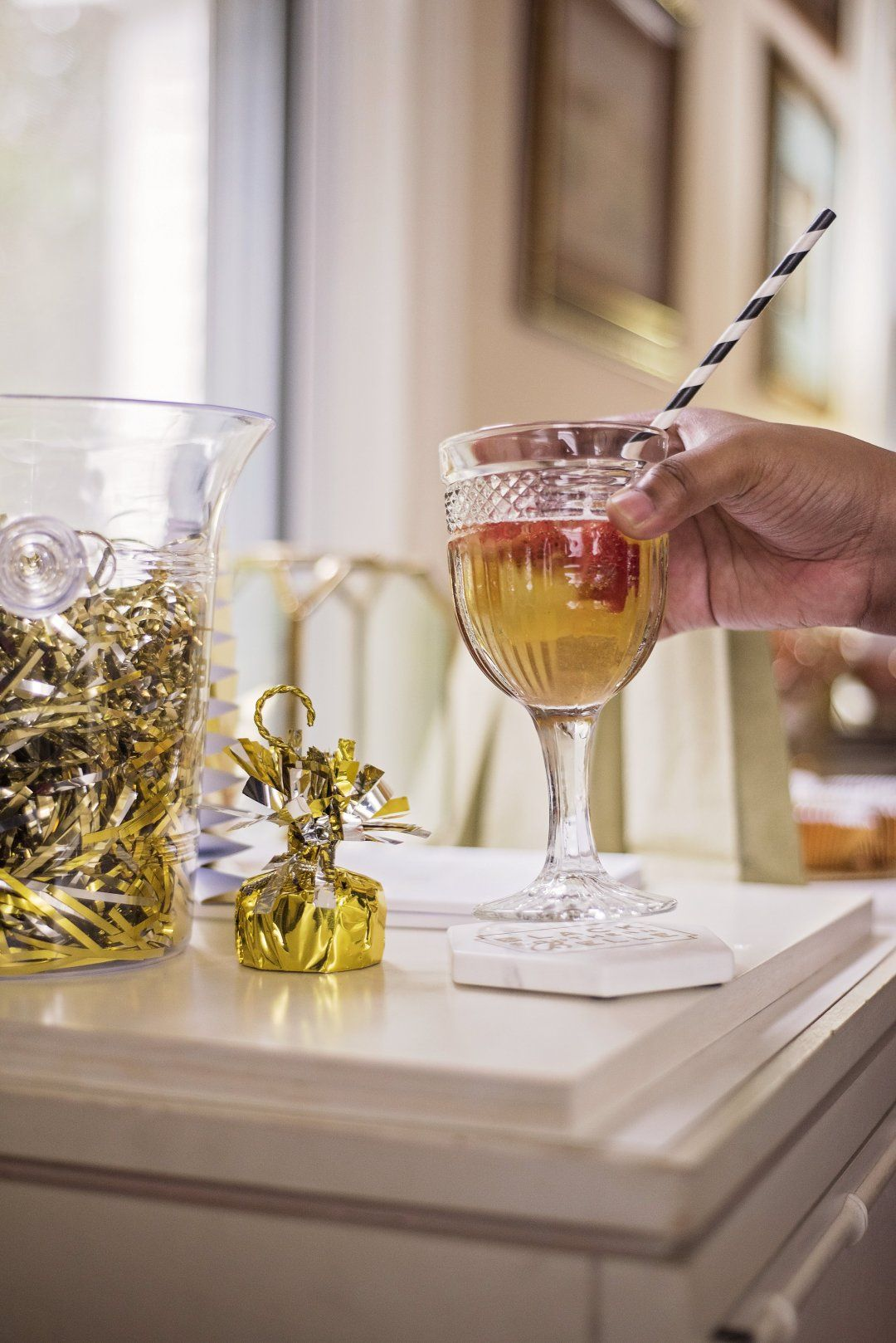 Last Minute New Year's Eve Party Inspiration Party