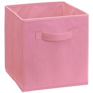 Find The Closetmaid Cubeicals Fabric Drawer Pink By Closetmaid At Mills Fleet Farm Mills Has Low Prices And Great Selection On All Fabric Drawers Fabric Decor Fabric Storage Bins