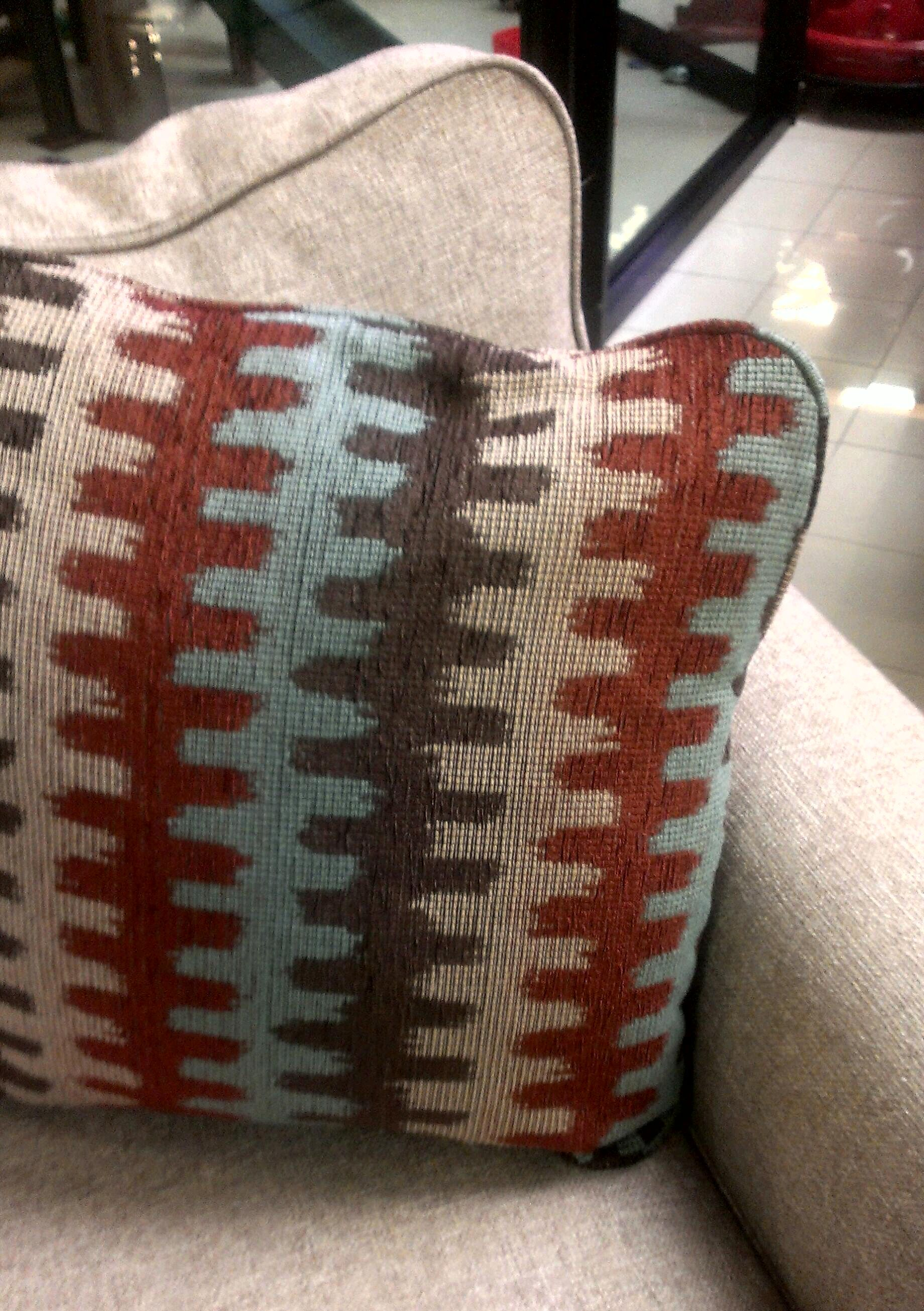 Spice Up Your Couch With These Bold Patterned Jonathan Louis Throw
