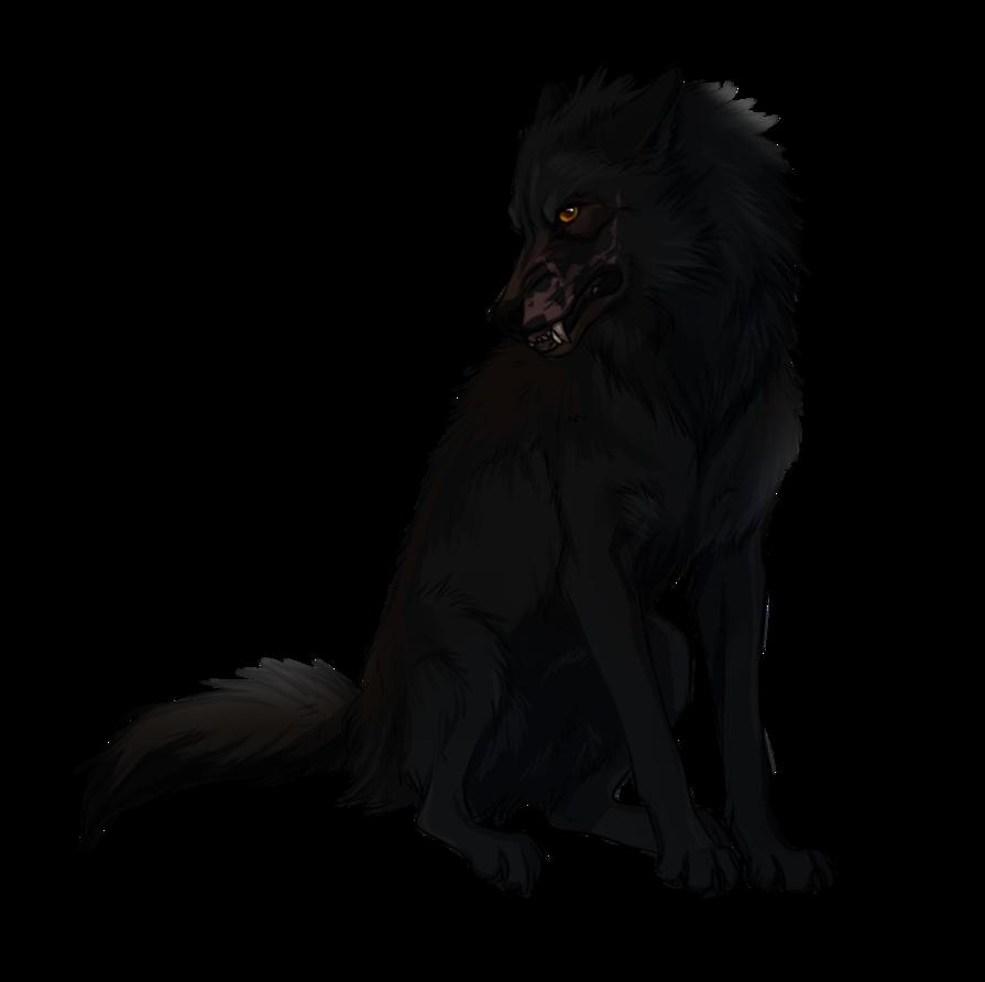 Commission Rockstarspaz By Innali On Deviantart Wolf Art Canine Art Canine Drawing