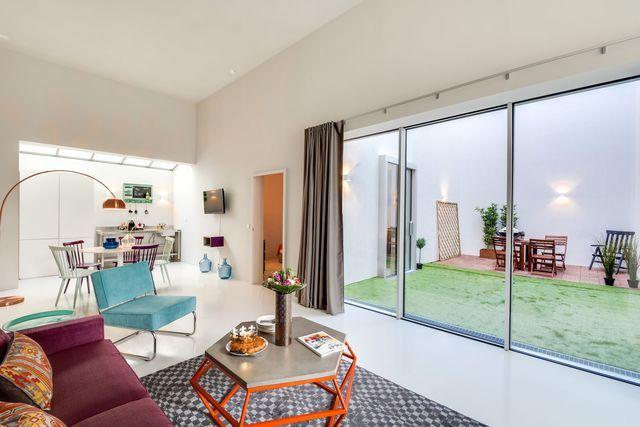 Maison Paris 14  100 m2 relookés à Montparnasse Home Decor - Plan Architecture Maison 100m2