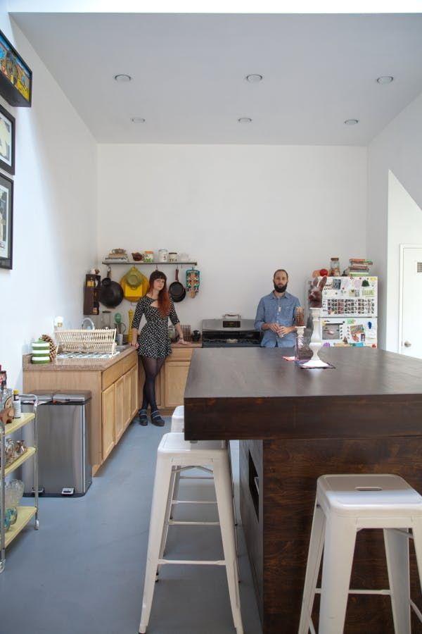 Elevated Eating: 30 Kitchen Island Breakfast Bar Ideas | Terapia ...