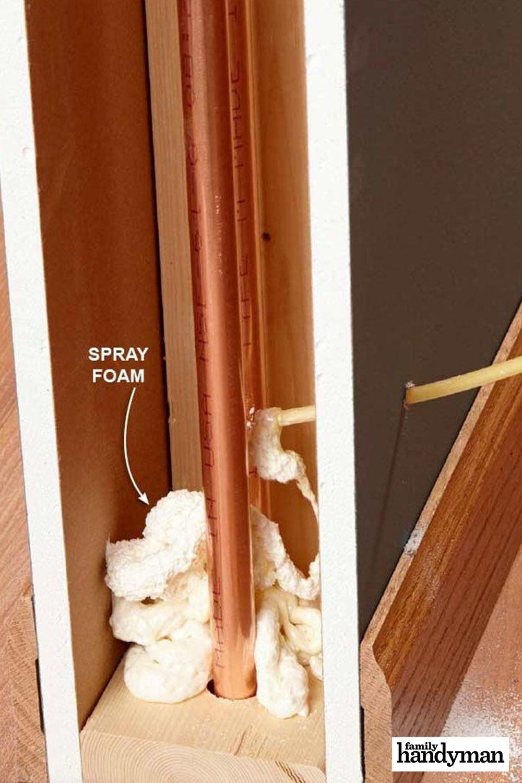 15 Expanding Spray Foam Insulation Ideas And Applications Spray Foam Spray Foam Insulation Spray Insulation