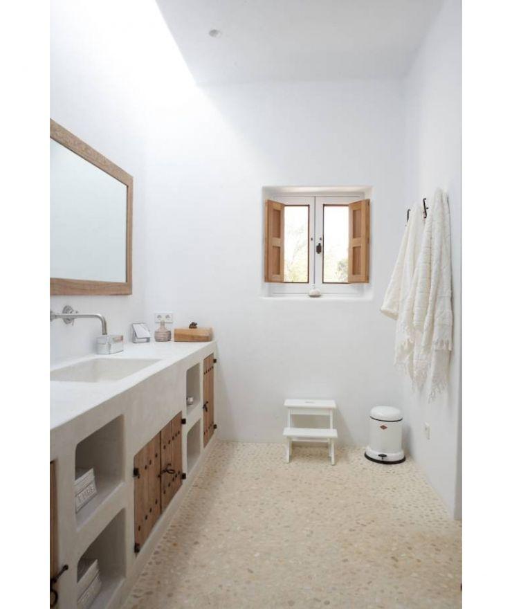 11x Spaans wit in huis | Pinterest - Spaans, Badkamer en Spanje