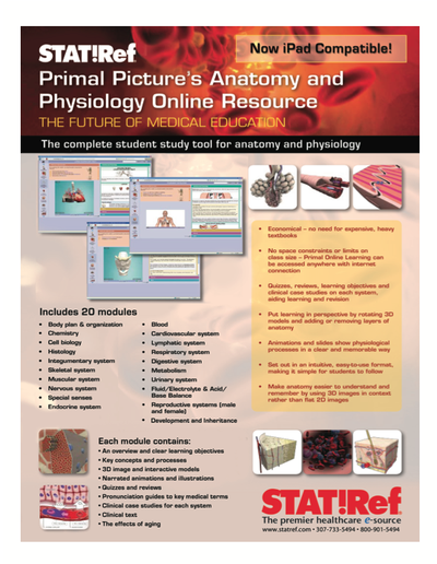 Berühmt Primal Pictures Anatomy And Physiology Online Ideen ...
