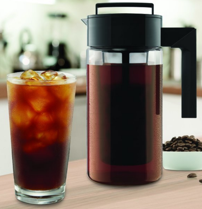 Takeya Cold Brew Iced Coffee Maker, 1-Quart