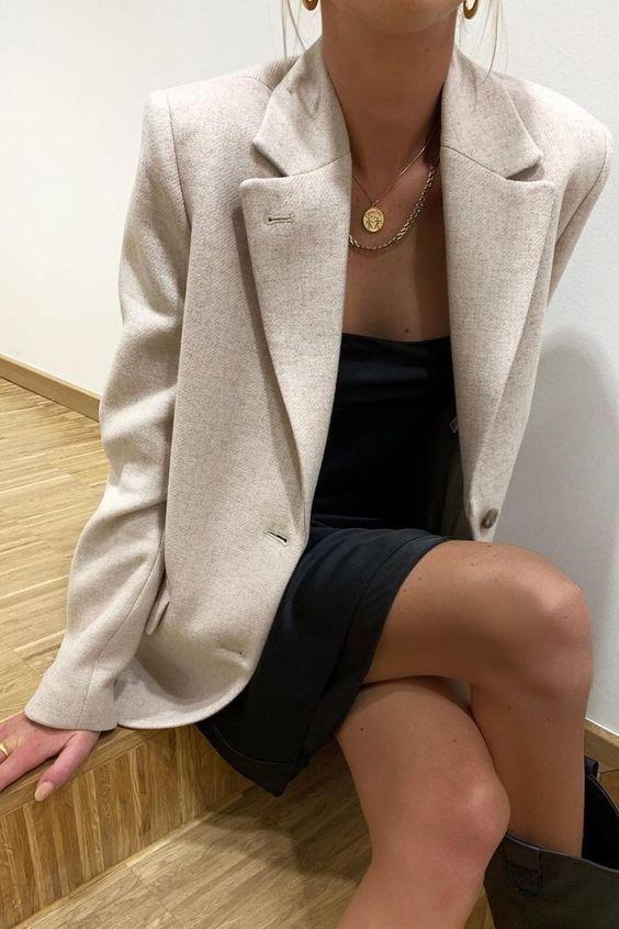 Photo of Come ottenere un abbigliamento semplice e chic per l'autunno – Idee per l'allestimento