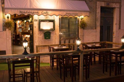Café Madragoa, Lisboa, portugal