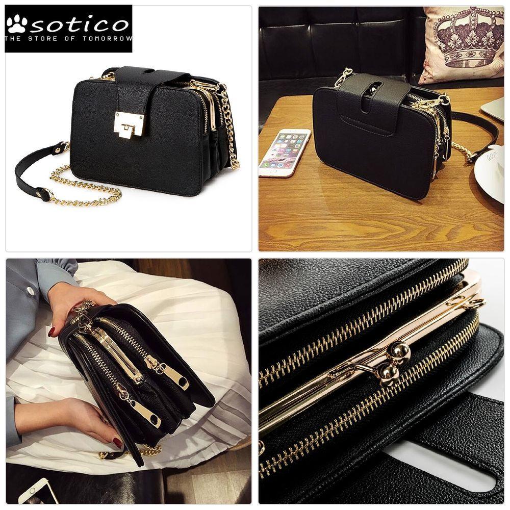 8ad3c2a344 2018 Spring New Fashion Women Shoulder Bag Chain Strap Flap Designer  Handbags Cl  fashion