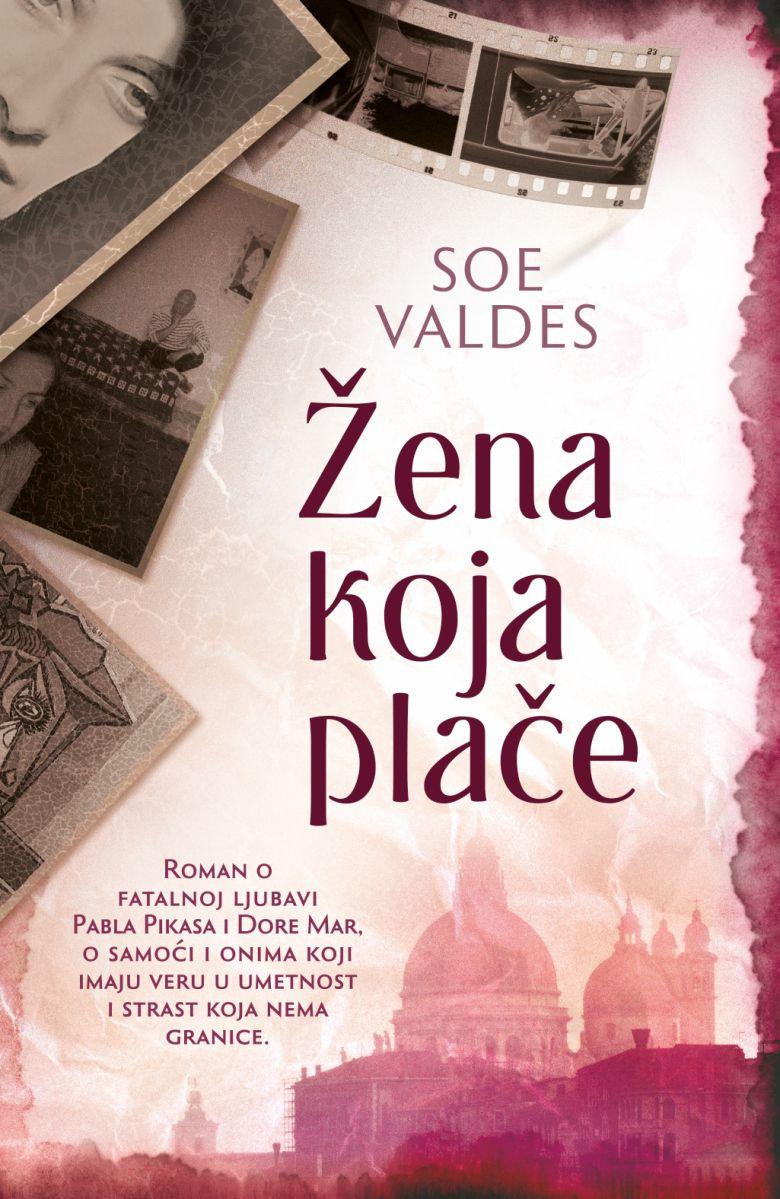 'La mujer que llora' hoy a la venta, traducida al serbio