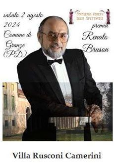 Concerto lirico del Centenario Sab 2 Ago 2014 h 21:00 Villa Ca' Conti - Rusconi Camerini Granze (PD)