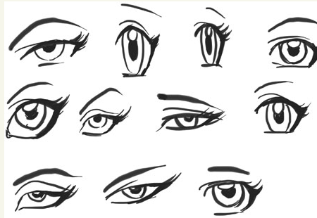 How To Draw Eyes 25 Tutorials Step By Steps How To S And