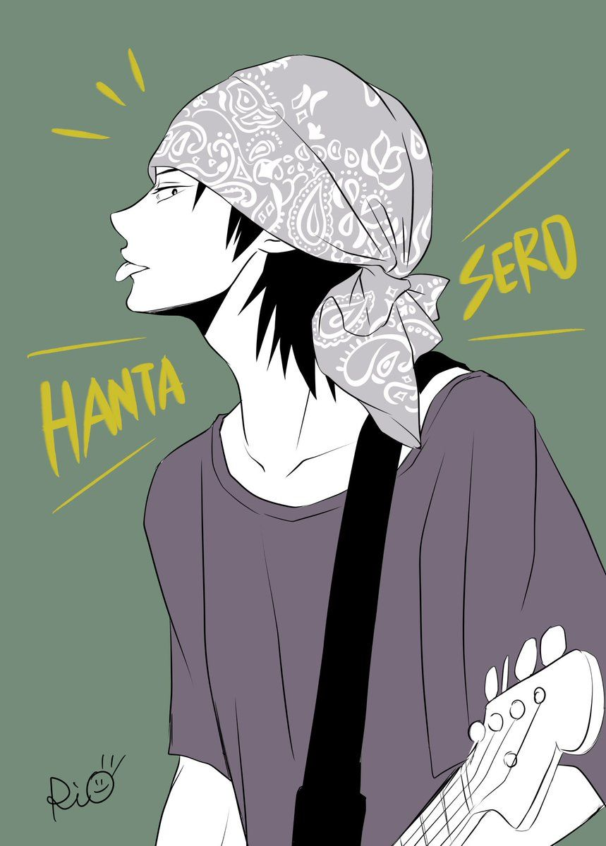 sero hanta boku no hero academia pinterest boku no hero