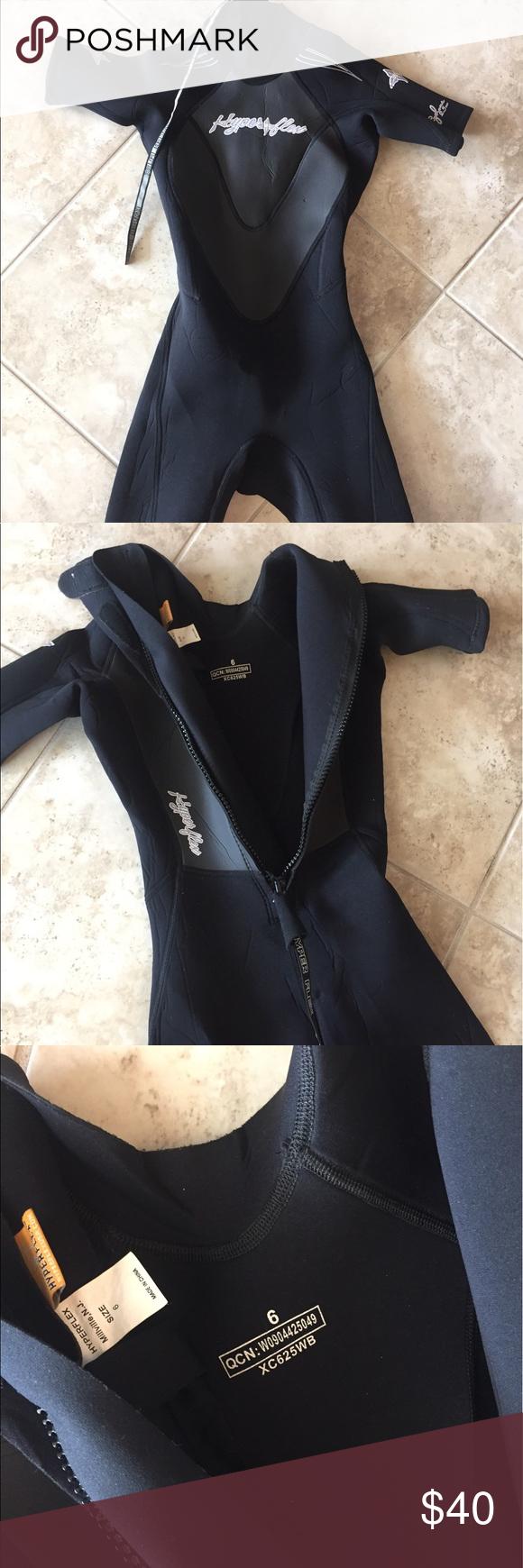 Black Wet Suit   New Leaf HQ 7