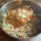 Broccoli in chicken soup - I never knew how great it is -       submitted by  codezzilla   [link] [6 comments]    food All about food #food #cooking #eat #recipes #restaurants  | http://wp.me/p5qhzU-4o1 | #Food #Wine