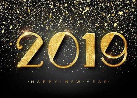 Gambar Tahun Baru 2019 Bergerak Neni Happy New Year 2019 Happy