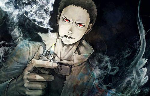Pin On One Punch Man Anime bad boy smoking wallpaper
