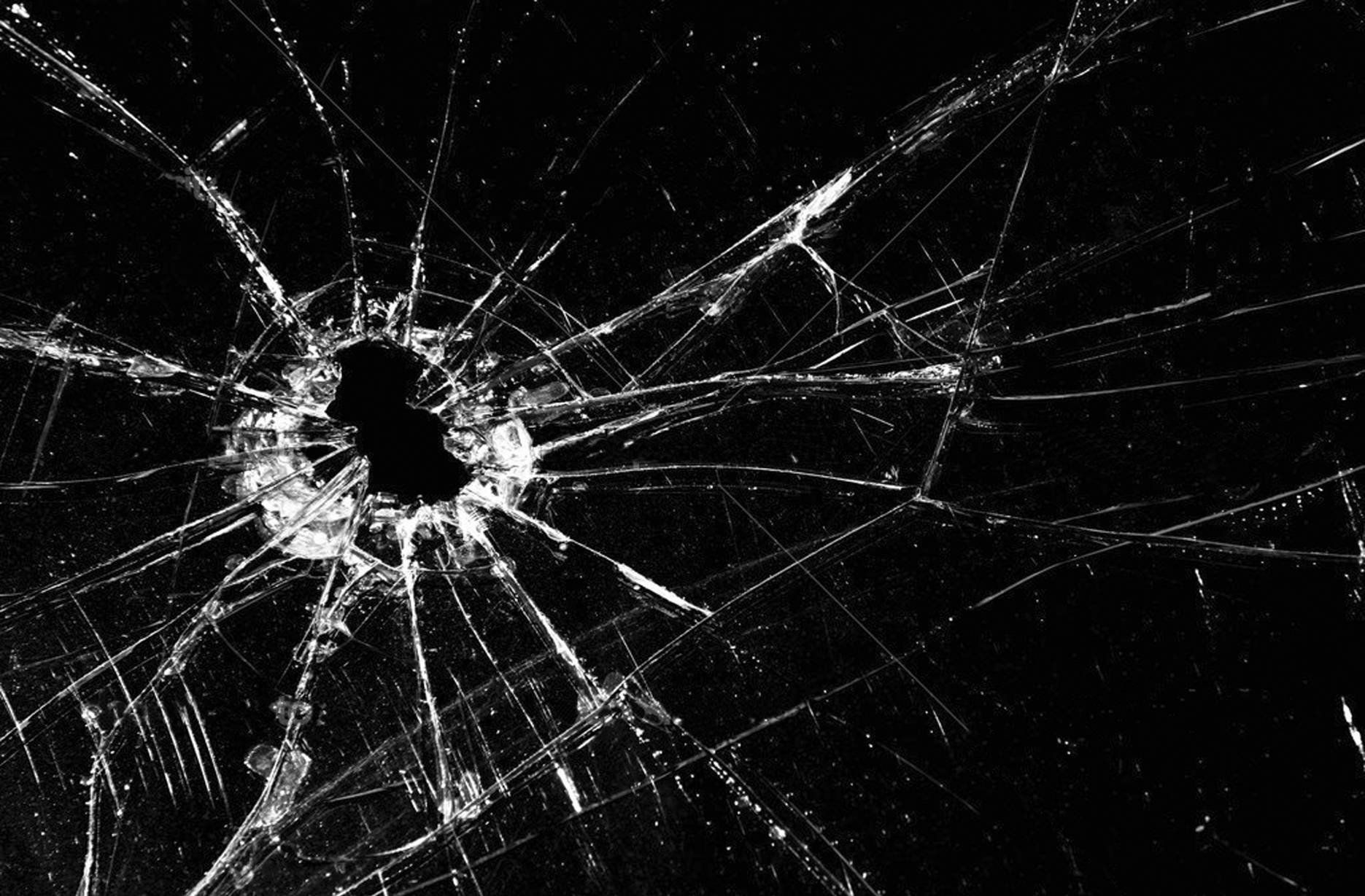 Broken Glass Wallpaper Hd Abstract Wallpapers