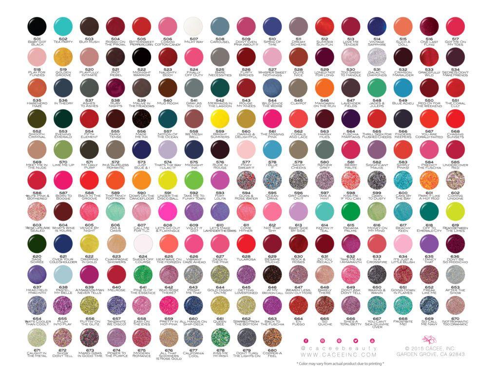 Kiara Sky Dip Powder Colors A Magenta Man Never Tells Cacee Nail Amp Spa Products Nail