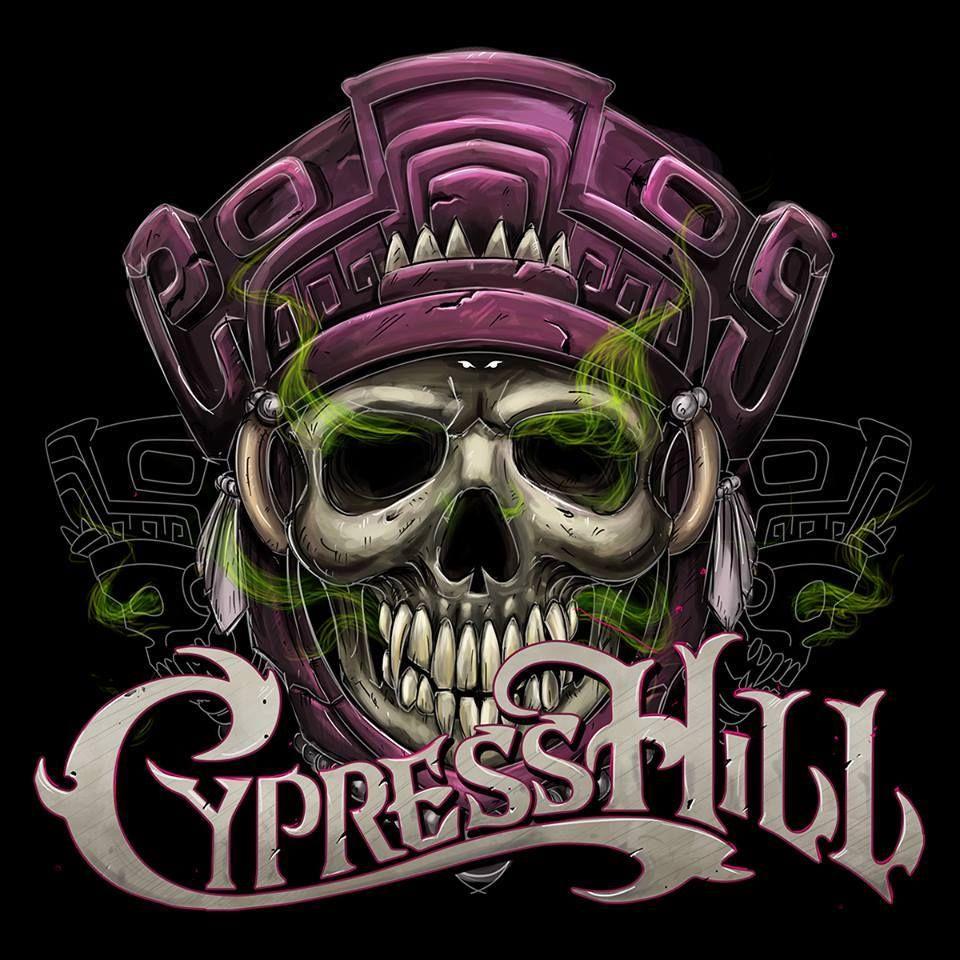 Resultado de imagen de cypress hill logo