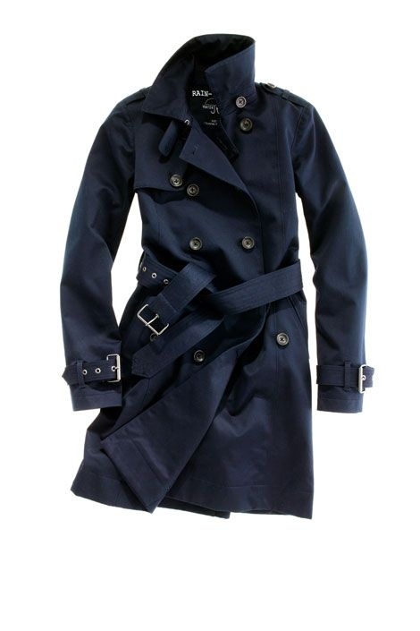 Madewell 'Hampstead' trench