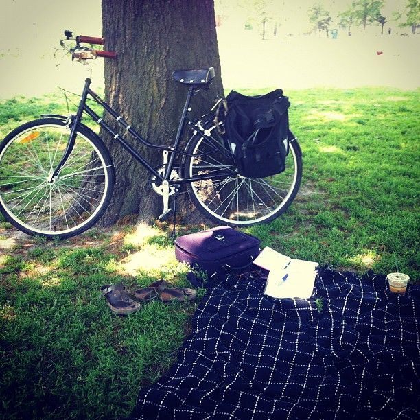 Master of the portable office #TrinityBellwoods