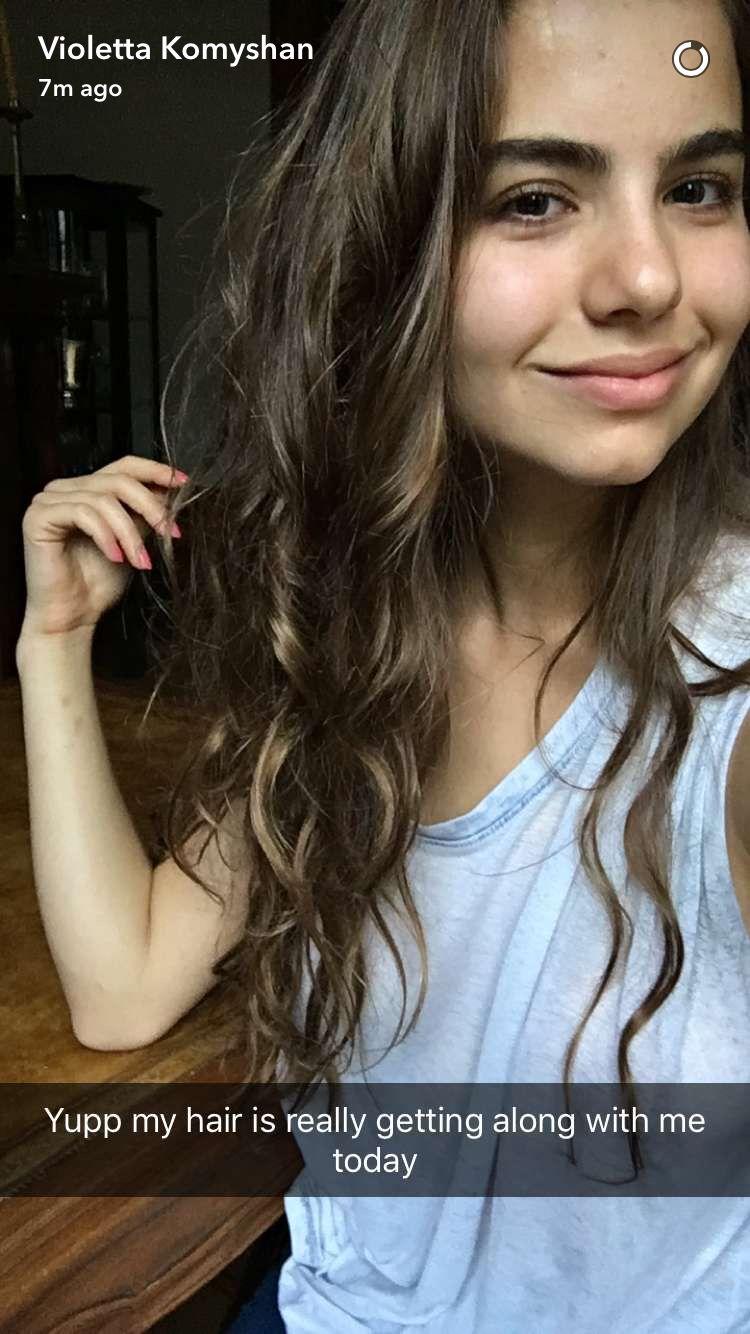 Love Violetta Komyshan\'s hair!! ❤ | Random Beauty Inspo ...