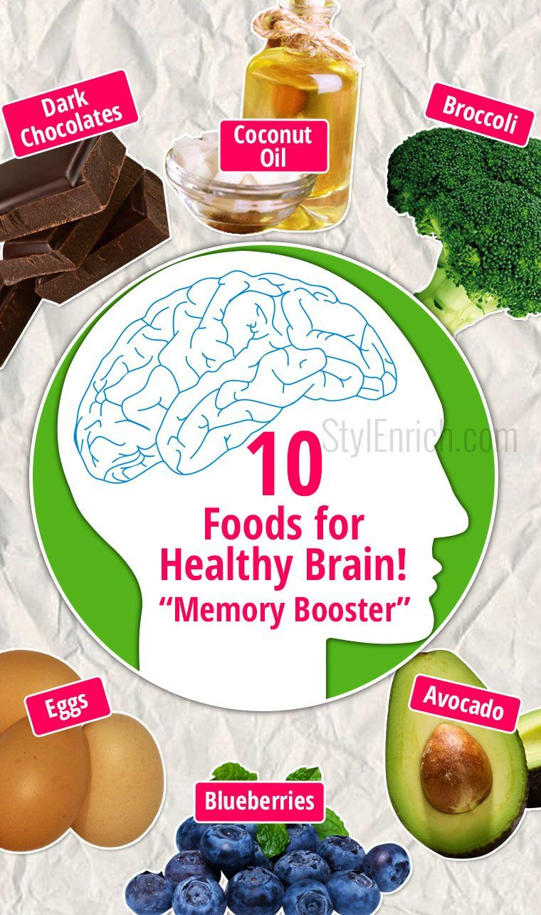 Healthy brain foods brain exercises pinterest healthy brain healthy brain foods forumfinder Image collections
