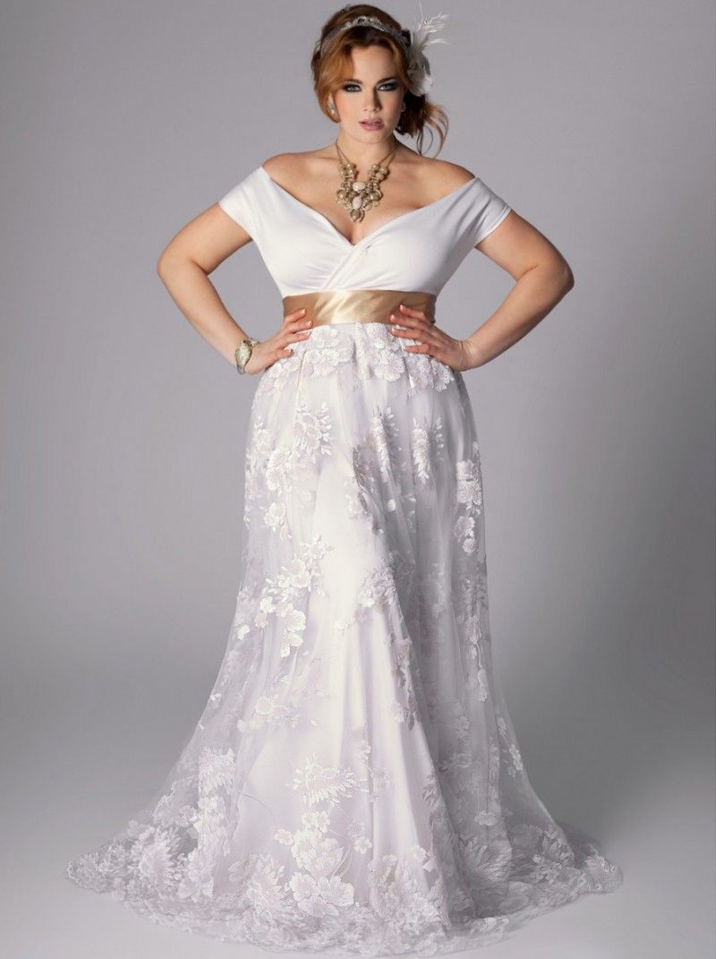 Dresses Casual Plus Size Wedding Dresses With Sleeves A Line Simple Plus Size Wedding Dresses With Sleeves Trendy Wedding Dresses Wedding Dresses Plus Size [ 1071 x 800 Pixel ]