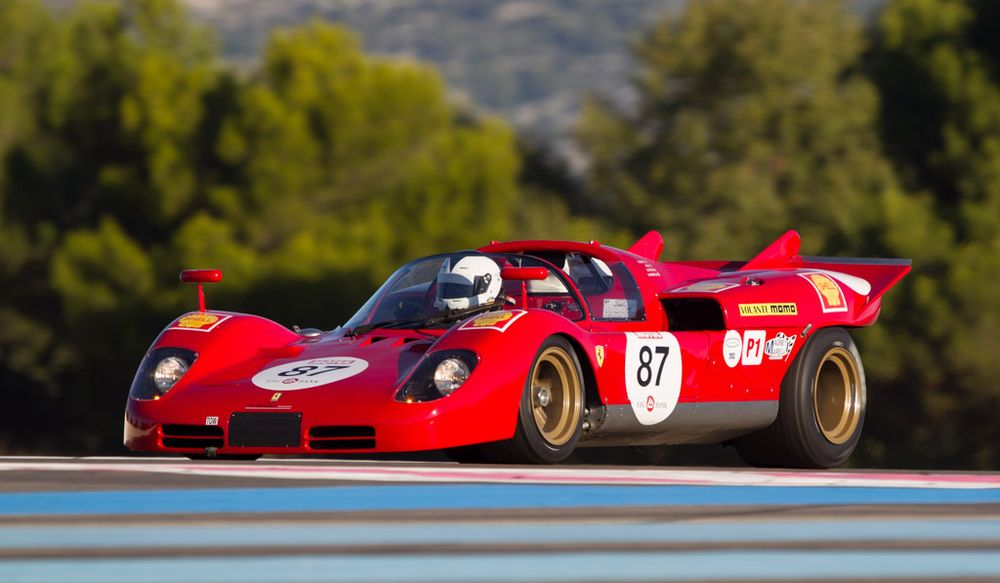 The Evolution of the Ferrari 330 Prototype in 2020