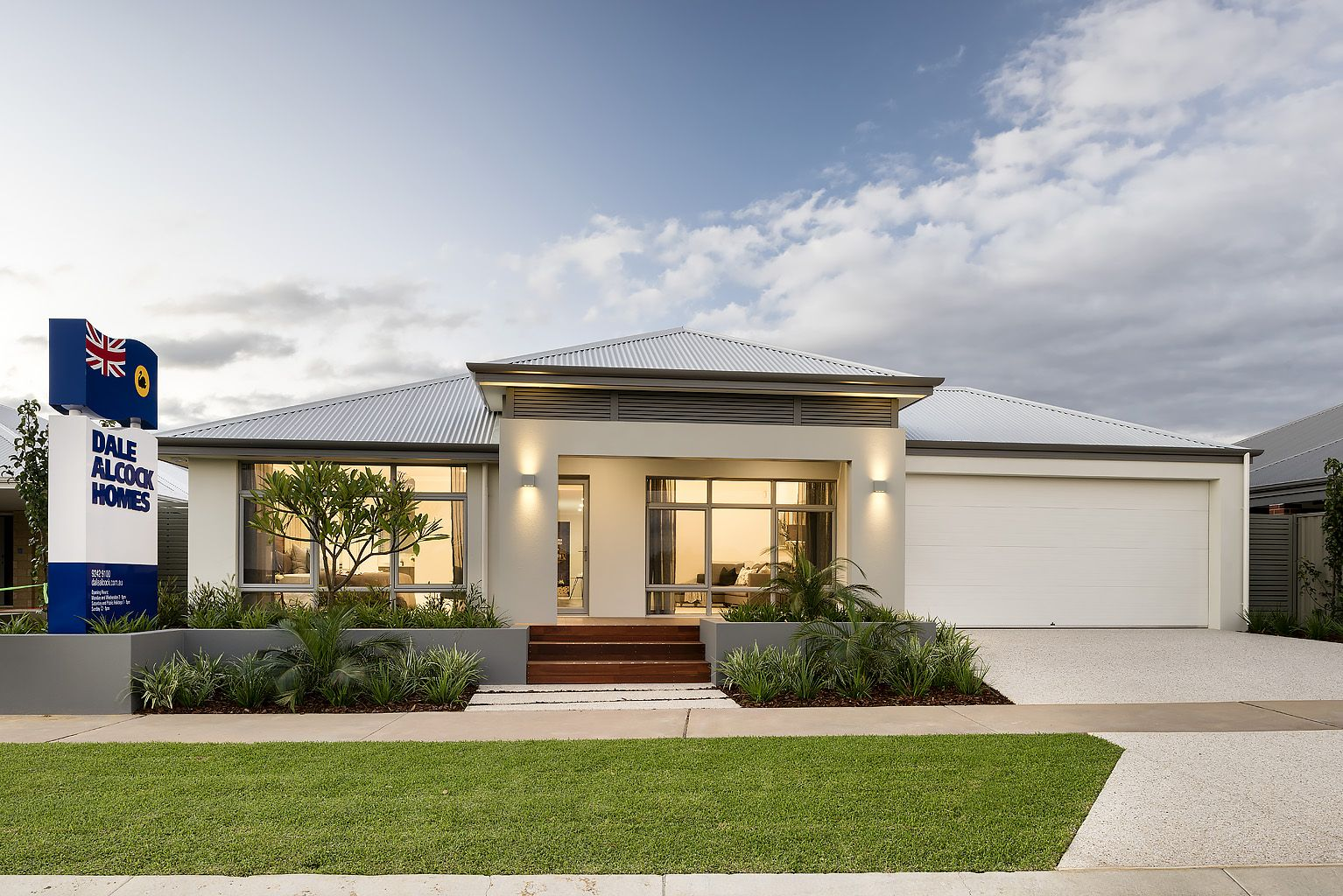 Pin Dale Alcock Display Homes - Archipelago In