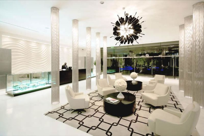 Hotel Foyer Furniture : Modern lobby design google search brookhollow towers