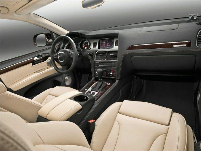 Audi Suv Interior 1 Nice Design