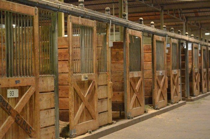 Horse barn ideas horse barn ranch ideas love this for Horse stall door plans
