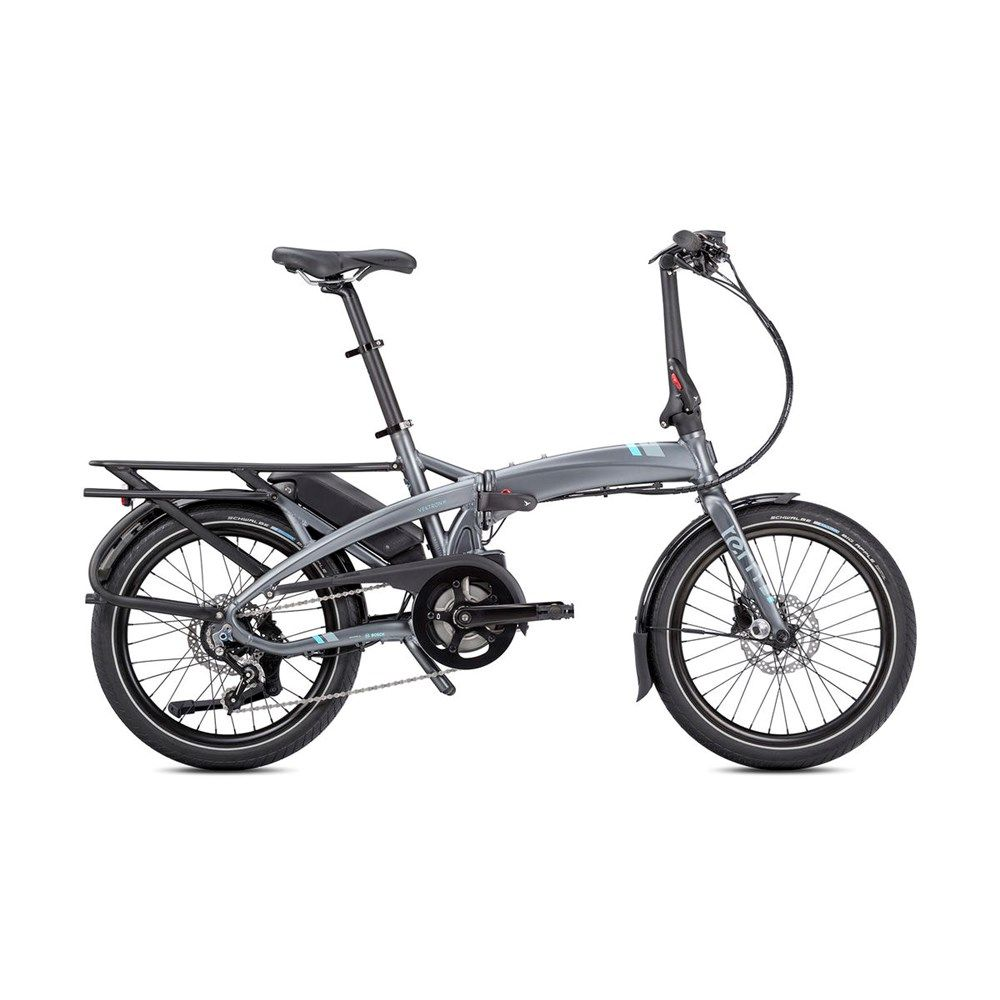 Tern Vektron P7i Active 400 2019 Electric Folding Bike Gunmetal