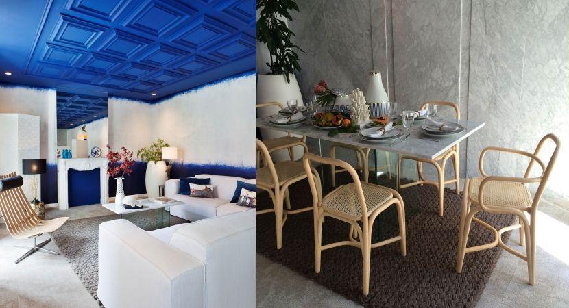 Casa Decor 2014 en Madrid: Espacio creado por Artefactum  Butaca Scandia Senior en roble  www.fjordfiesta.com