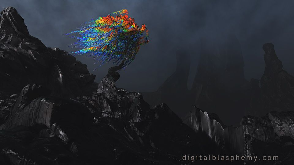 Shadesmar A 3d Rendered Wallpaper By Ryan Bliss Cool Artwork Stormlight Archive Poster Prints