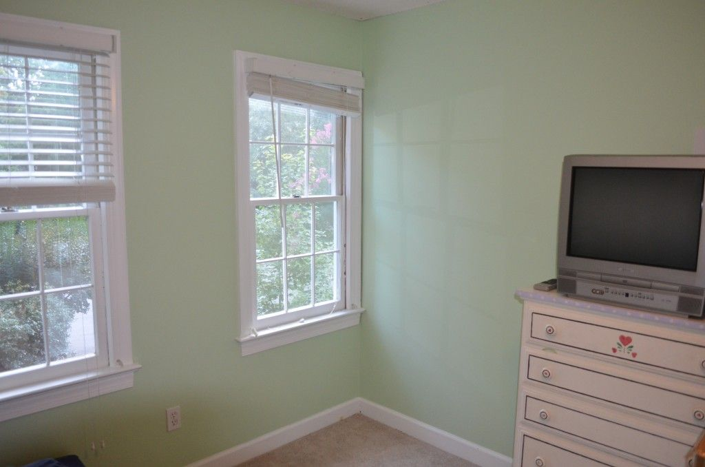 Finished Bedroom Cucumber By Sherwin Williams Vivian S