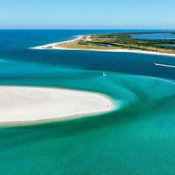 Island Beach State Park: The 10 Best Beaches In Florida