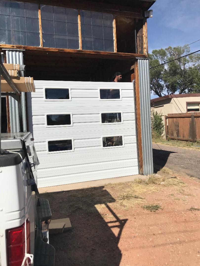 Garage Door Repair Image By Spark Garage Doors On Commercial Door
