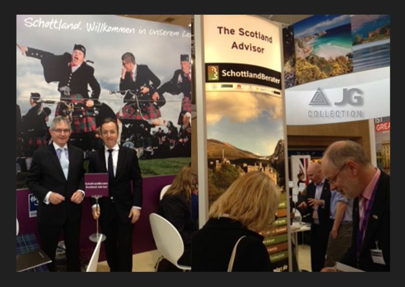 With Our Friends From Luxury Scotland And Der Schottlandberater