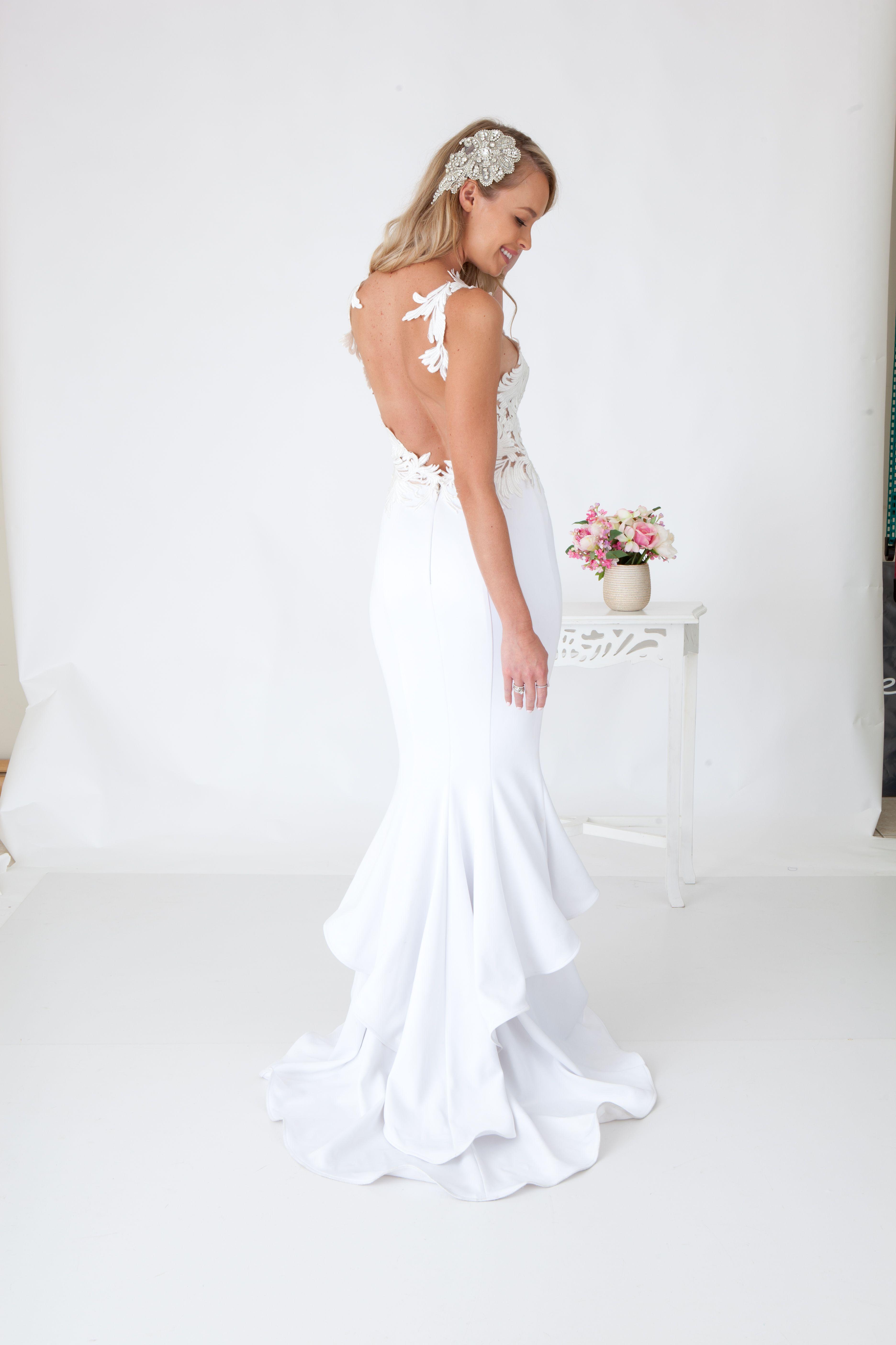 Behind the scenes at Brisbane Wedding Dress Designers