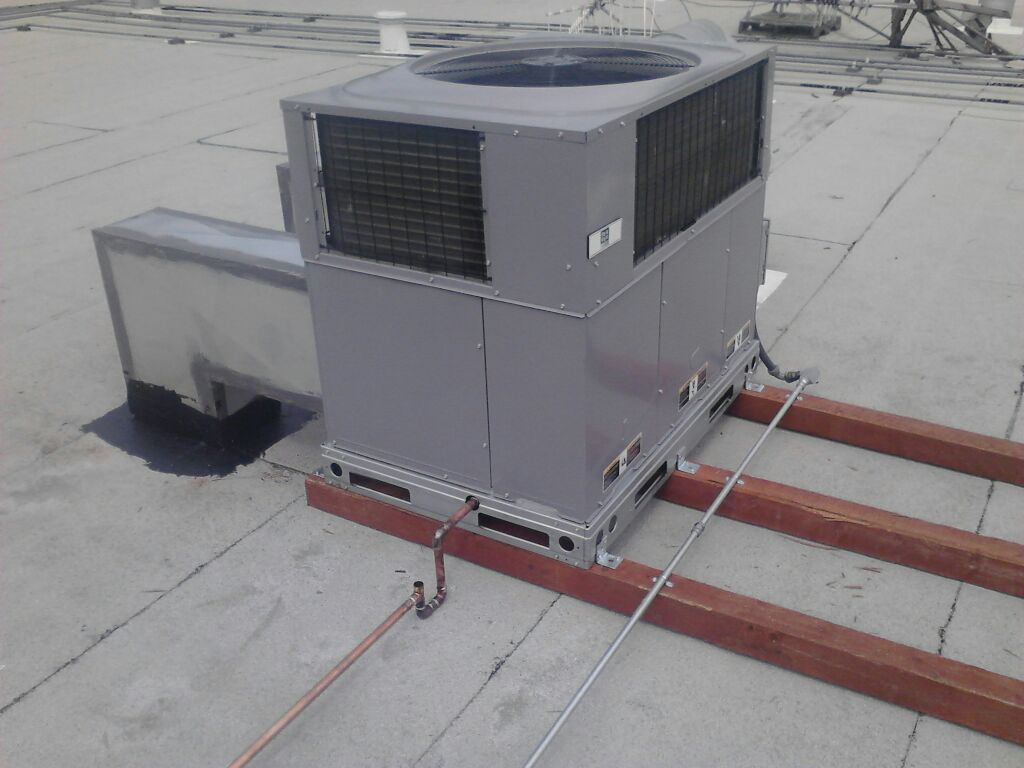 Day Night Gas Electric Package Roof Top Unit Www A1hc Com