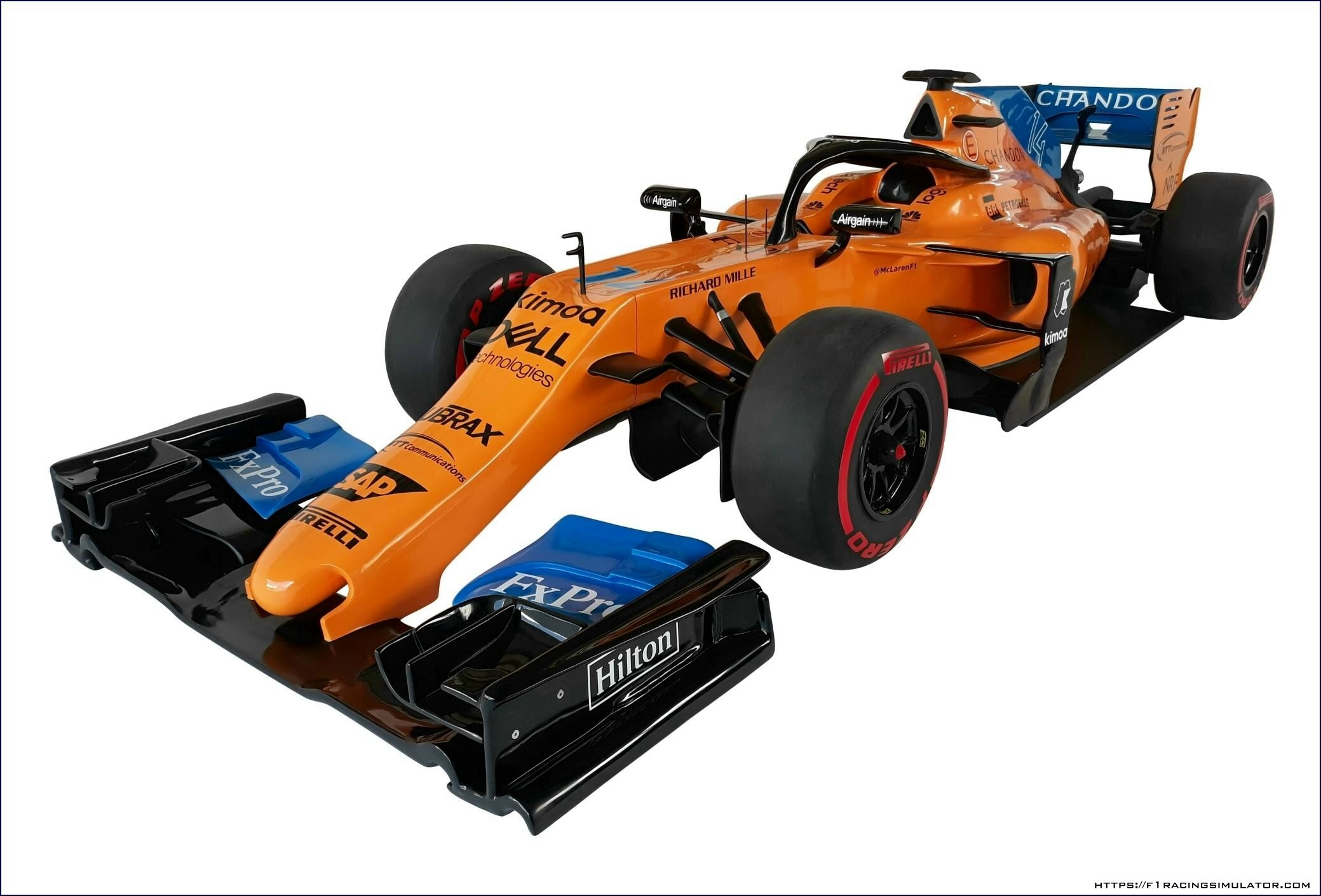 F1 Racing Simulator International Racing simulator, F1