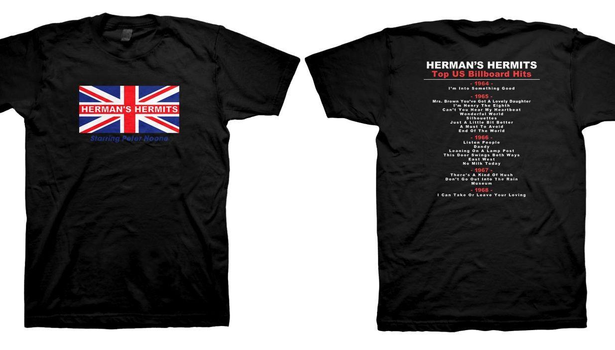 Pin By Trina Minnich On Clothes T Shirt Shirts Herman S Hermits