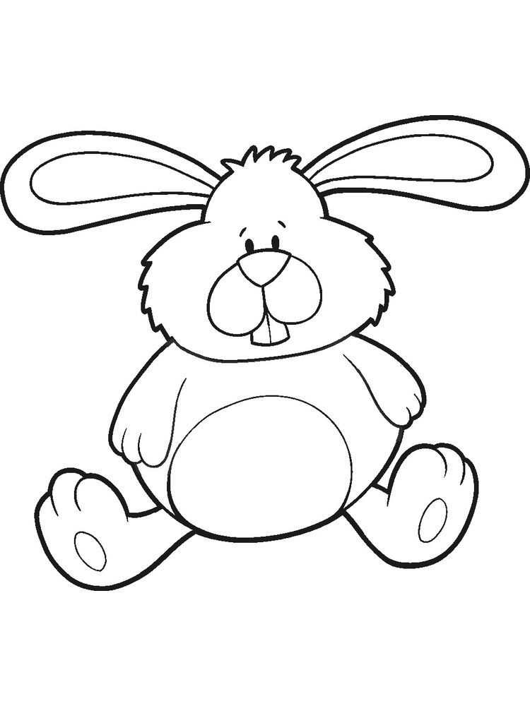Free Printable Easy Bunny Coloring Pages Free Coloring Sheets Bunny Coloring Pages Cartoon Coloring Pages Free Coloring Sheets