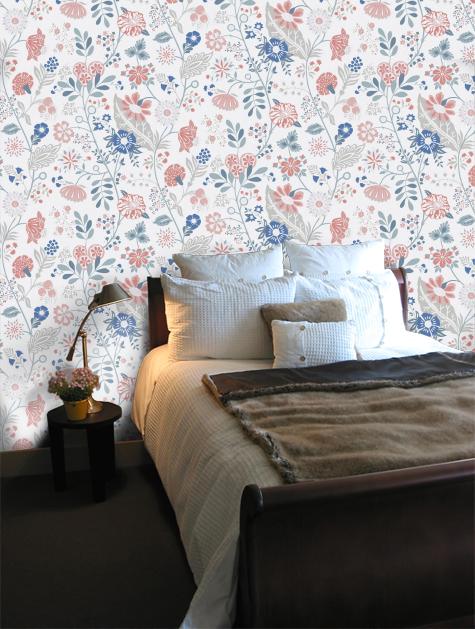 Bedroom wallpaper amelie sandberg wallpaper