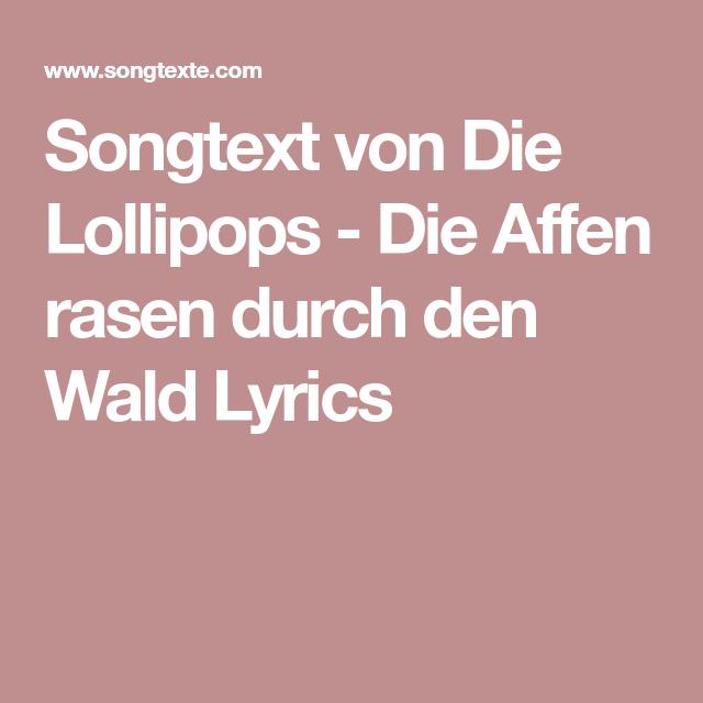 Songtext kennenlernen