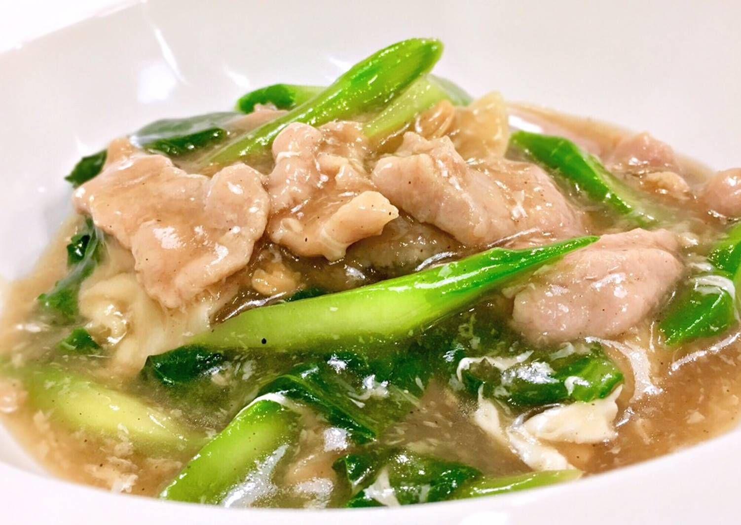 ส ตร ราดหน าหม หม ก โดย Natchakorn R ส ตรอาหาร อาหารใต อาหารง ายๆ อาหาร