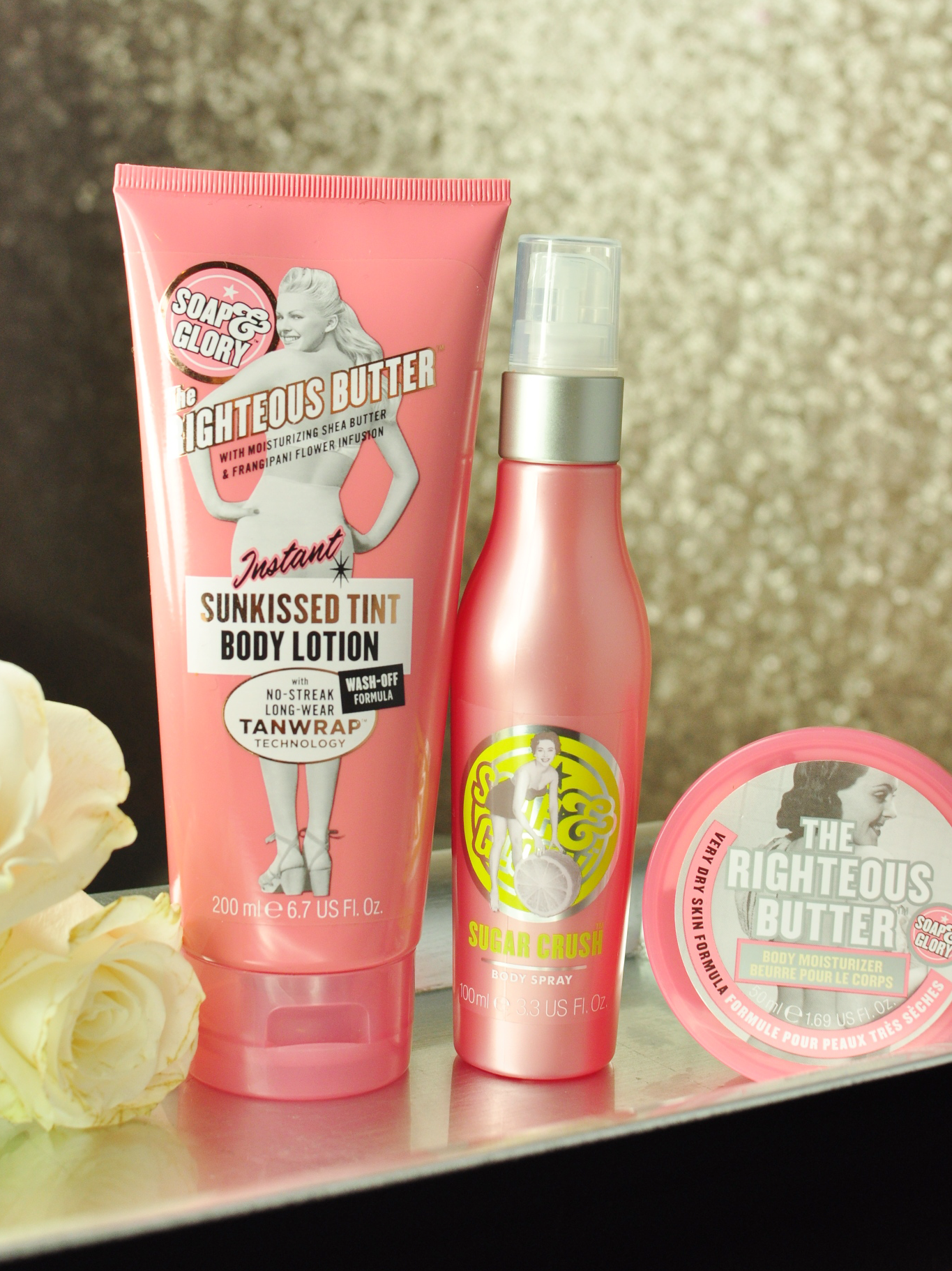 Soap & Glory Skincare and Beauty Review Soap and glory